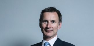 image of Jeremy HUnt appointed Chair of Health and Social Care Select Committee