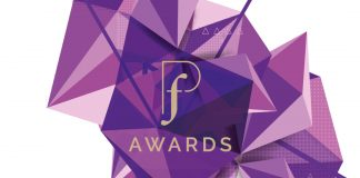 Pf Awards logo
