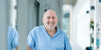 Professor Stephen West who has received Cancer Research UK's lifetime achievement award