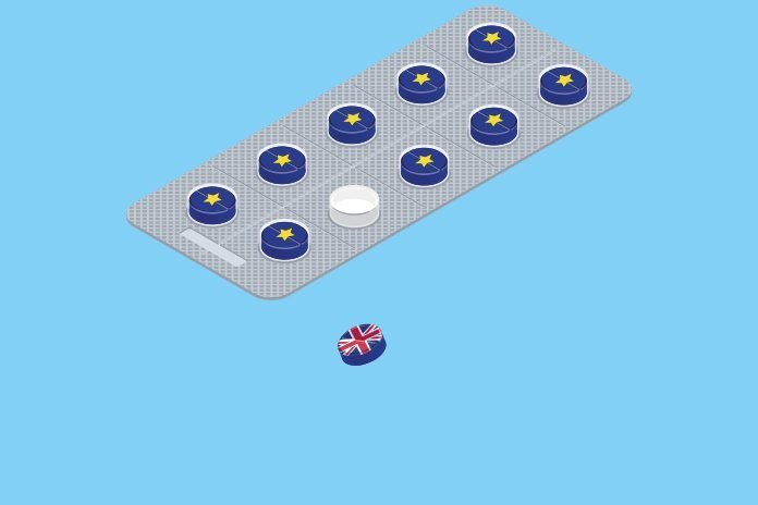 Pill packet uk popped out. The impact of Brexit on the regulatory and marketing landscape