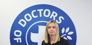 Lucy Jones - Doctors of the World