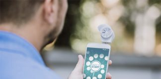 Smart Peak Flow - an asthma monitoring device