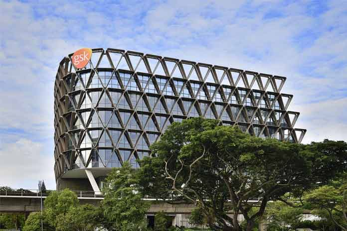 Image of GSK offices to show GSK licenses tuberculosis vaccine candidate to Bill & Melinda Gates MRI