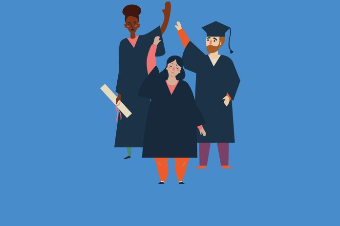 Image of graduates: skills shortage in life sciences