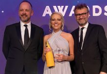 Shannon Travers Best Newcomer Award Pf Awards 2019