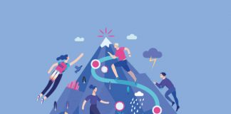 Climb mountain: Caroline Wilcher, Recruitment Director at Ashfield UK, explains how a succession planning strategy is essential to identify the leaders of the future within your business and create sustainable growth.