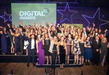 PM Society Digital Award Winners