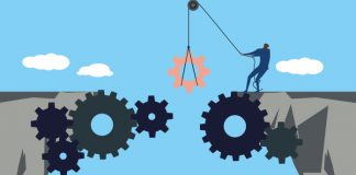 Man building bridge: social prescribing the future