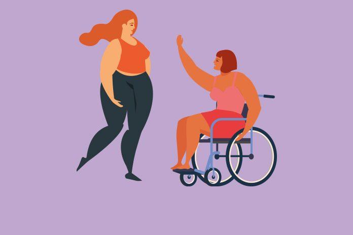 Women talking: Bladder health