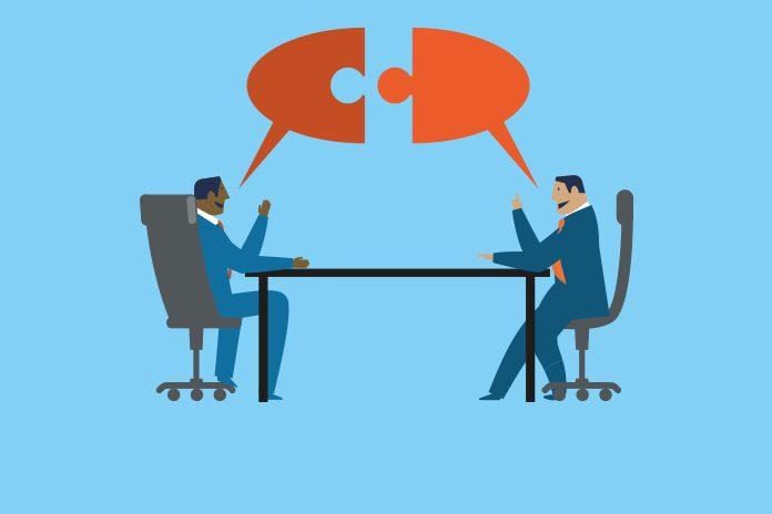 Business conversation: contracting market access activities