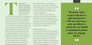 Image of the Dynamic Connection: Leveraging data for better patient outcomes article in Pf Magazine