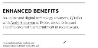 Image of Pf Magazine on Impact and influence of technology in pharma recruitment