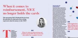 Image of the article Does NICE hold the cards to drug pricing and reimbursement?