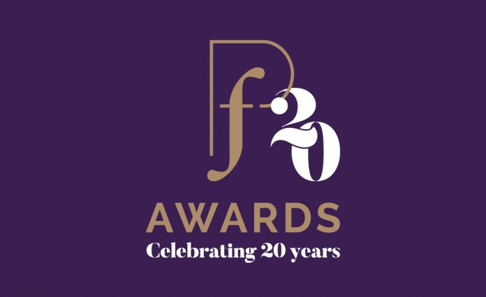 Image of Pf Awards 2020 logo to announce Pf Awards 2020 Winners Announced