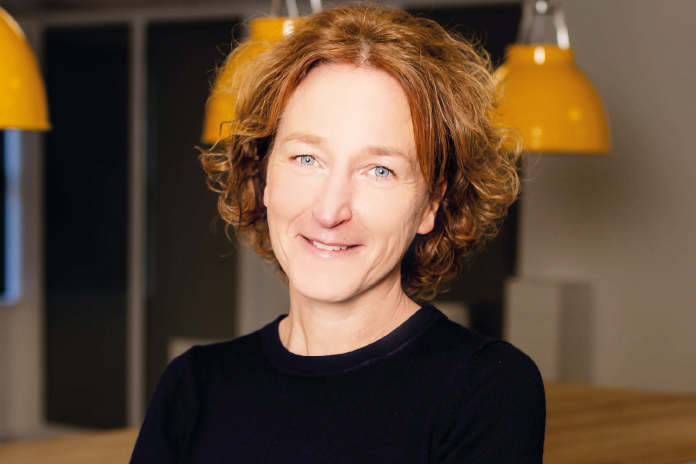 Image of Kate Shaw, Chief Executive of Innovative Trials who is interviewed about clinical trials recruitment, engagement and diversity.