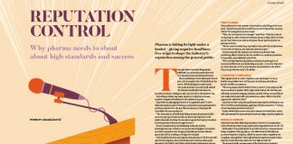 Image of the article Reputation control: changing perceptions of pharma