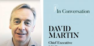 Image of David Martin for Pf In Conversation with David Martin, Chief Executive, MS Trust