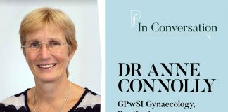 Image of Dr Anne Connolly for Pf In Conversation: Anne Connolly on women's health and supporting pharma