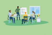 Group meeting: review a brand plan in four easy steps