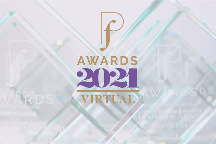 Pf Awards 2021 – responding to the pandemic