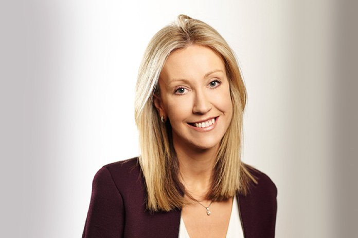 Charmaine England, J&J's new Area Managing Director for Consumer Health Northern Europe